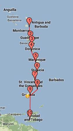 Karibikroute 3