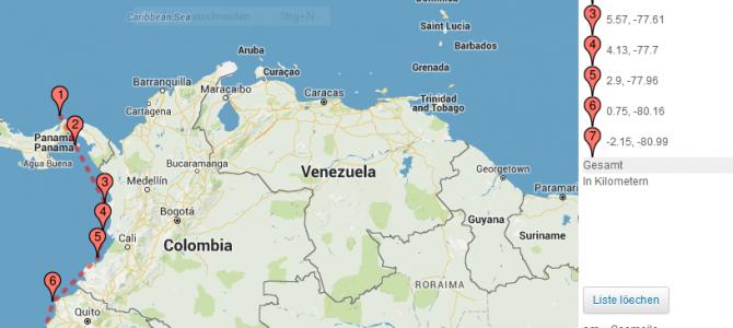 Südamerika 2015