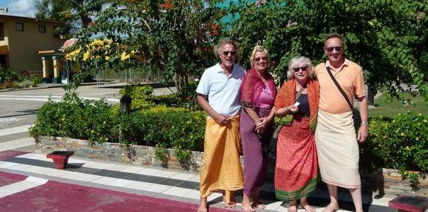 Reisebericht von unseren Mitseglern Elsmarie und Robert